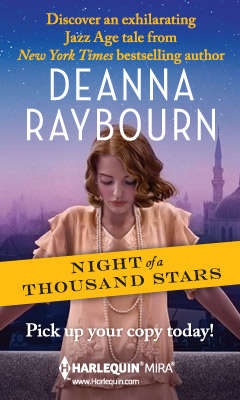 Harlequin: Night of a Thousand Stars by Deanna Raybourn