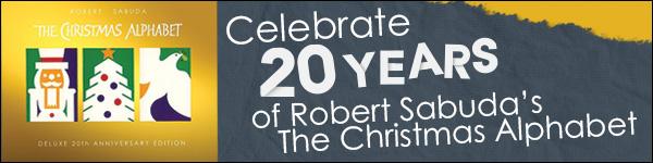 IPS: Christmas Alphabet by Robert Sabuda
