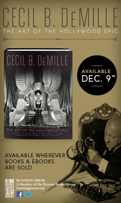 Running Press: Cecil B. DeMille