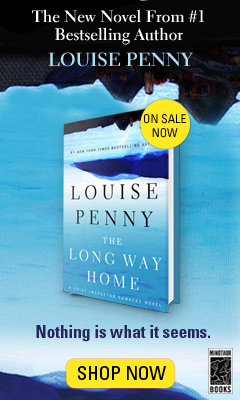 St. Martin's: Long Way Home by Louise Penny