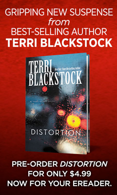 Zondervan: Distortion by Terri Blackstock