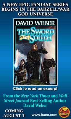 Baen: Sword of the South by David Weber