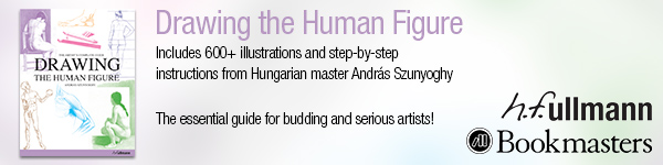 H.F. Ullmann: Drawing the Human Figure by Andras Szunhyoghy