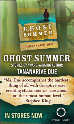 Prime Books: Ghost Summer by Tananarive Due