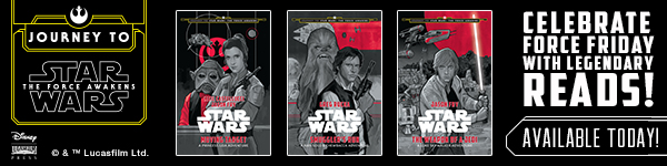 Disney: Journey to Star Wars The Force Awakens Novels