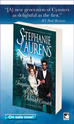 Harlequin: The Tempting of Thomas Carrick by Stephanie Laurens