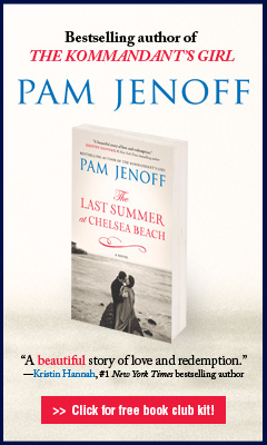 Mira Books: Last Summer at Chelsea Beach by Pam Jenoff