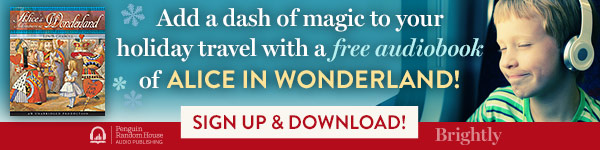 Random House: Brightly Audio Book Giveaway