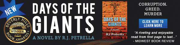 Wide Yard Inc: Days of the Giants by R.J. Petrella