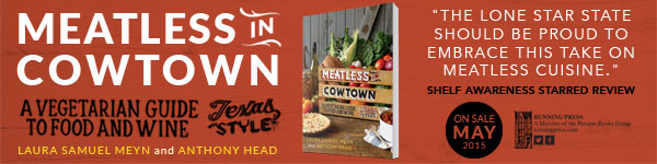 Running Press: Meatless in Cowtown by Laura Samuel Meyn