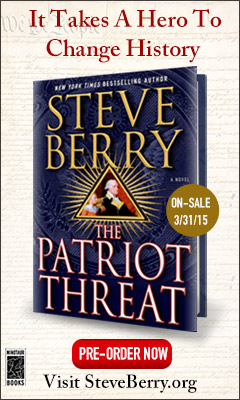 St. Martin's: The Patriot Threat by Steve Berry