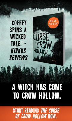 Thomas Nelson: Curse of Crow Hollow by Billy Coffey