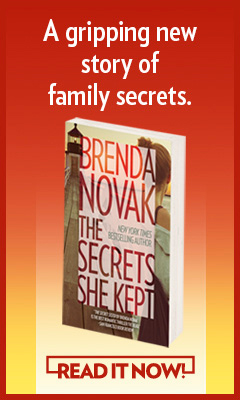 Mira Books: The Secrets She Kept by Brenda Novak