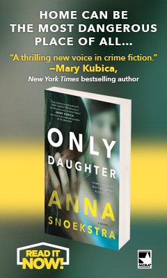 Mira: Only Daughter by Anna Snoekstra