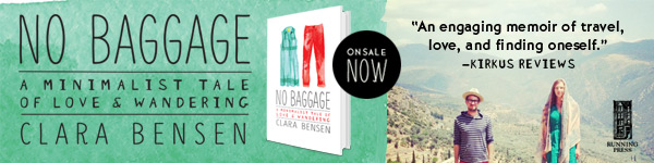 Running Press: No Baggage by Clara Bensen