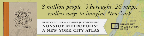 University of California Press: Nonstop Metropolis by Rebecca Solnit