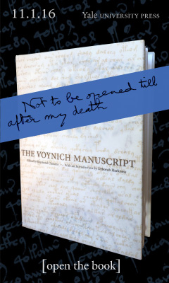 Yale University Press: The Voynich Manuscript, Edited by Raymond Clemens