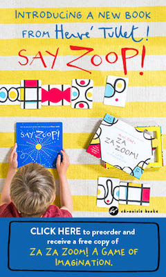 Chronicle Books: Say Zoop! by Hervé Tullet