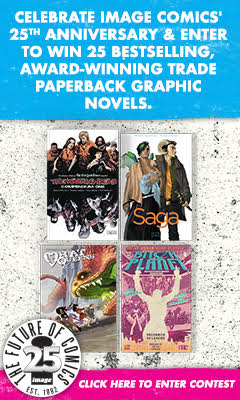 Diamond Book Distributors: Image Comics' 25th Anniversary
