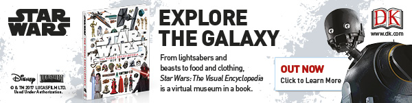 DK Publishing: Star Wars: The Visual Encyclopedia by Adam Bray, Cole Horton, and Tricia Barr