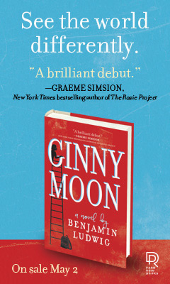 Park Row Books: Ginny Moon by Benjamin Ludwig