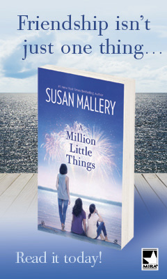 Mira Books: A Million Little Things by Susan Mallery