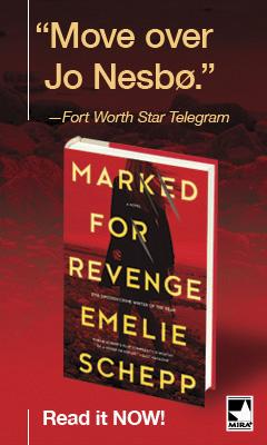 Mira Books: Marked for Revenge by Emelie Schepp