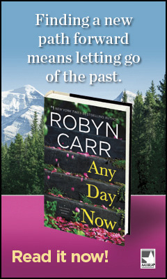 Mira Books: Any Day Now (Sullivan's Crossing #2) by Robyn Carr