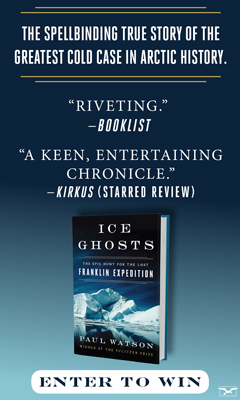 W. W. Norton & Company: Ice Ghosts: The Epic Hunt for the Lost Franklin Expedition by Paul Watson