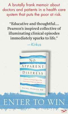 W. W. Norton & Company: No Apparent Distress: A Doctor's Coming-Of-Age on the Front Lines of American Medicine by Rachel Pearson