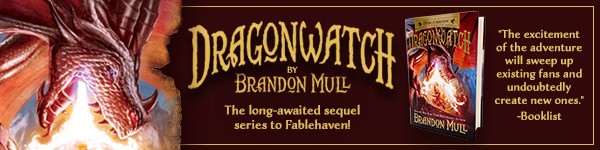 Shadow Mountain: Dragonwatch: A Fablehaven Adventure (Dragonwatch #1) by Brandon Mull