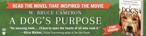 Forge: A Dog's Purpose by W. Bruce Cameron