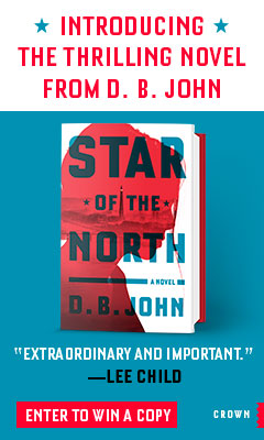 Crown Publishing: Star of the North by D.B. John