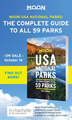 Moon Travel: Moon USA National Parks: The Complete Guide to All 59 Parks by Becky Lomax