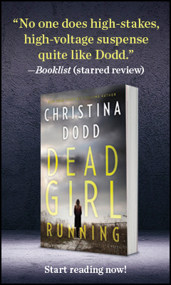 HQN: Dead Girl Running (Cape Charade #1) by Christina Dodd