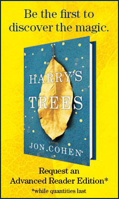Mira Books: Harry's Trees by Jon Cohen
