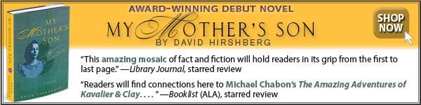 Fig Tree Books: My Mother's Son by David Hirshberg