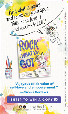 Little, Brown Books for Young Readers: Rock What Ya Got by Samantha Berger, Illustrated by Kerascoët