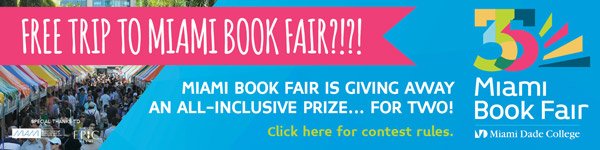 Win a Free Trip to Miami Book Fair!