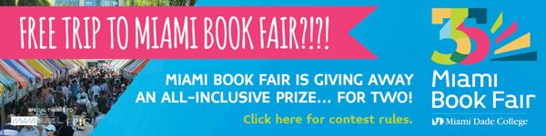 Win a Free Trip to Miami Book Fair!