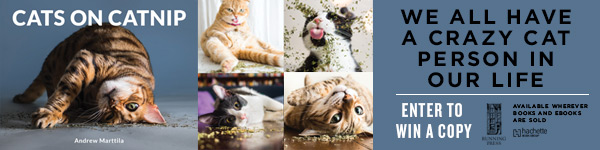 Running Press: Cats on Catnip by Andrew Marttila