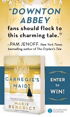 Sourcebooks Landmark: Carnegie's Maid by Marie Benedict