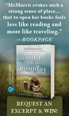 Sourcebooks Landmark: Sold on a Monday by Kristina McMorris