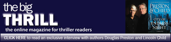 International Thriller Writers: Grand Central Publishing: City of Endless Night by Douglas Preston and Lincoln Child