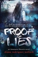 KidsBuzz: Proof of Lies by Diana Rodriguez Wallach