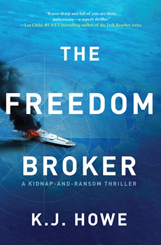 The Freedom Broker by KJ Howe
