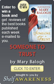 Subscribe to Shelf Awareness and enter to win a free book!