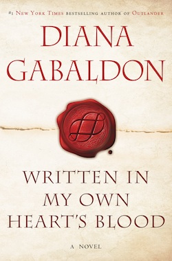 Cover_writtenheartsblood_gabaldon