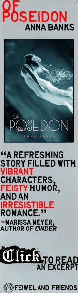 Feiwel & Friends: Of Poseidon by Anna Banks