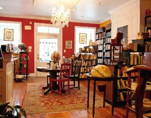 Shiny Sideline: Annapolis Bookstore Adds Pearls
